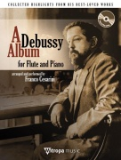 A Debussy Album - Collected Highlights from his Best-Loved Works for Flute and Piano