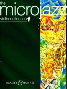 Microjazz Violin Collection Book 1 housle a klavír