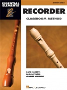Essential Elements: Recorder - Classroom Method (Student Book 1)