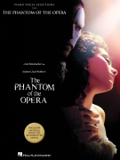 The Phantom Of The Opera - Movie Selections - Piano Vocal Selections including Material from the Blockbuster Movie