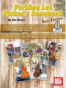 Dix Bruce: Parking Lot Picker's Songbook - Bass Edition (Book/Online Audio)