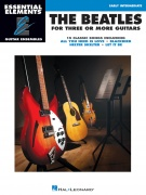 Essential Elements Guitar Ens - The Beatles  - 15 Classic Songs Arranged for Three or More Guitarists