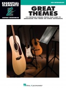 Essential Elements Guitar Ens - Great Themes - 15 Popular Songs for Film and TV Arranged for Three or More Guitarists