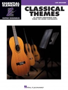 Essential Elements Guitar Ens - Classical Themes - 16 Pieces Arranged for Three or More Guitarists