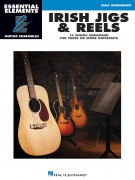 Essential Elements Guitar Ens - Irish Jigs & Reels - 14 Songs Arranged For Three or More Guitarists