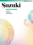 Suzuki Guitar School Guitar Part, Vol. 1 (Revised)