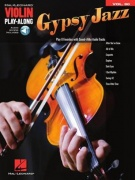 Gypsy Jazz - Violin Play-Along Volume 80