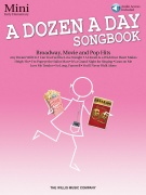 A Dozen a Day Minibook Book with Audio-Online