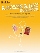 A Dozen A Day Songbook - Book 2 - Early Intermediate Level