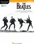 The Beatles - Instrumental Play-Along pro lesní roh - Instrumental Play-Along