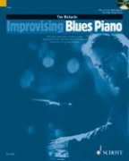 Improvising Blues Piano + CD - Tim Richards