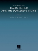 2 Themes from HARRY POTTER & THE SORCERER'S STONE - for Solo Harp