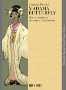 Madama Butterfly - Vocal Score