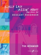 Really Easy Jazzin' About descant recorder