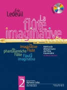 La Flûte Imaginative Volume 2 avec CD - Methode Elementaire en deux volumes