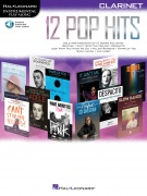 12 Pop Hits pro klarinet - Instrumental Play-Along