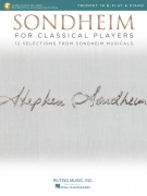 Sondheim For Classical Players - pro trubku - 12 Selections from Sondheim Musicals
