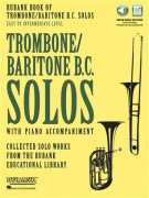 Rubank Book of Trombone/Baritone B.C. Solos - Easy to Intermediate