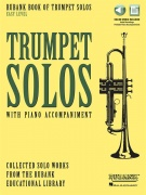 Rubank Book of Trumpet Solos - Easy Level - with Piano Accompaniment