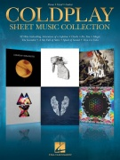 Coldplay Sheet Music Collection Piano, Vocal and Guitar
