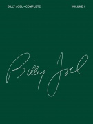 Complete volume 1 od Billy Joel Piano, Vocal and Guitar