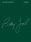 Complete volume 2 od Billy Joel Piano, Vocal and Guitar