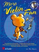More Violin Fun - 15 Easy Violin Pieces for the Second Year