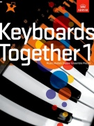Keyboards Together 1 - Music Medals Copper Keyboard Ensemble Pieces