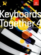 Keyboards Together 4 - Music Medals Gold Keyboard Ensemble Pieces
