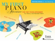 My First Piano Adventure - Writing Book A