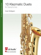 10 Klezmatic Duets - for Saxophones (2x Eb or 2x Bb)