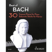 Best of Bach - 30 Famous Pieces for Piano