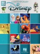 Contemporary Disney: Easy Guitar with Notes & Tab - 30 Favorite Songs