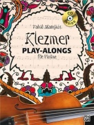 Klezmer Play-Alongs pro housle