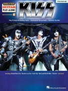 Kiss - Deluxe Guitar Play-Along Volume 18