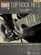 Top Rock Hits - Deluxe Guitar Play-Along Volume 1