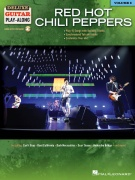 Red Hot Chili Peppers - Deluxe Guitar Play-Along Volume 6