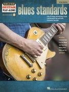 Blues Standards - Deluxe Guitar Play-Along Volume 5