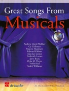 Great Songs From Musicals F/Eb Horn