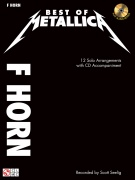 Best Of Metallica - Horn in F - Instrumental Play-Along