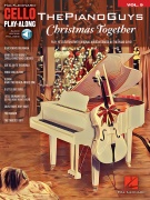 The Piano Guys - Christmas Together - Cello Play-Along Series, Volume 9