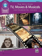Top Hits from TV, Movies & Musicals - Instrumental Solos for Strings pro violu a klavír