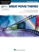 Great Movie Themes - Tenor Saxophone - Instrumental Play-Along