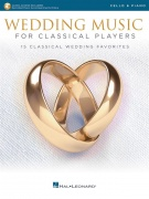 Wedding Music for Classical Players pro violoncello With Online Accompaniments