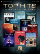 Top Hits for Easy Piano Duet - 1 Piano, 4 Hands