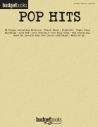 Pop Hits - Budget Books pro Piano, Vocal and Guitar