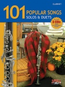 101 Popular Songs Solos and Duets pro klarinet