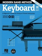 Modern Band - Keyboard - A beginner's Guide for Group or Private Instruction