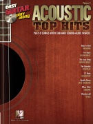 Acoustic Top Hits - Easy Guitar Play-Along Volume 2