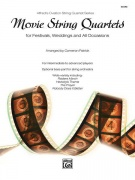 Movie String Quartets for Festivals, Weddings - and All Occasions